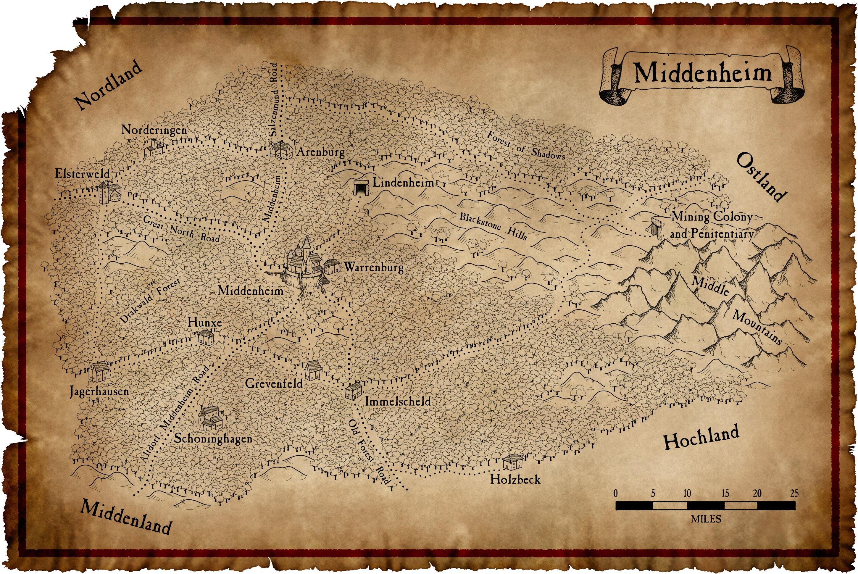 Around Middleheim