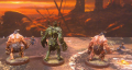 Conan Swamp Devil and Picts 2