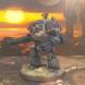 Space Wolves Contemptor Mortis Dreadnought 2