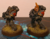 Space Wolves 30k carrot top 1