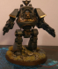 Space Wolves Contemptor Dreadnought 1